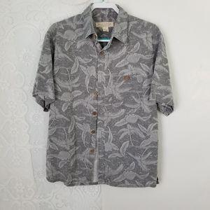 Island Republic Mens Button down shirt